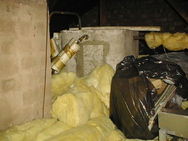Water Tank Asbestos : Cmj consultants for asbestos management and surveying
